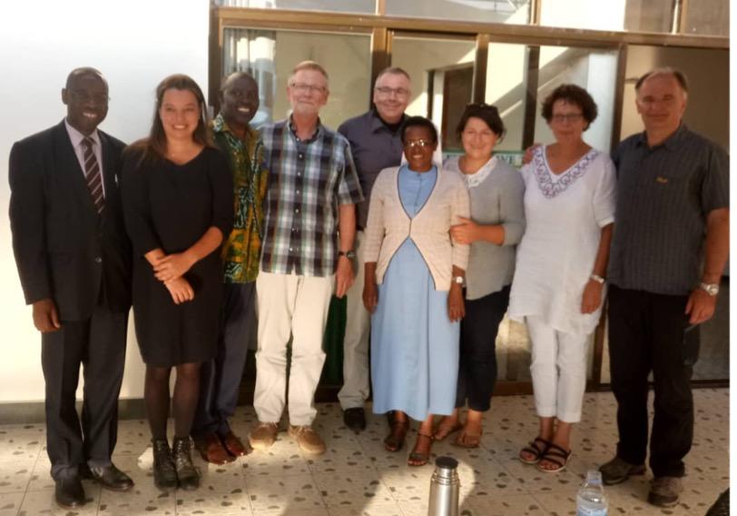 Botschafter für Ruanda